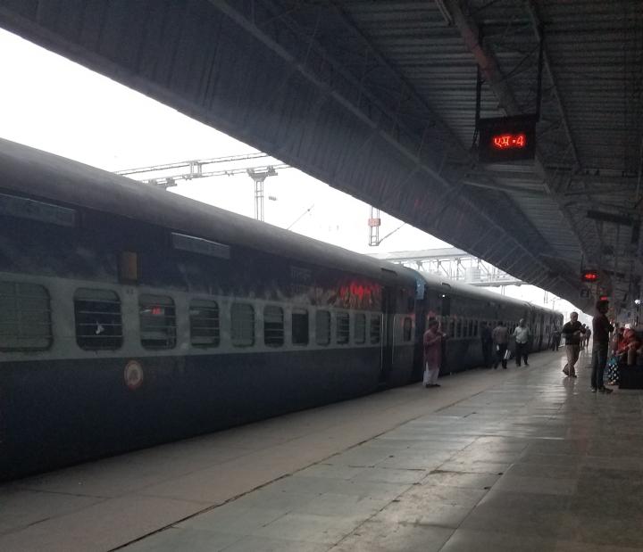 India Train